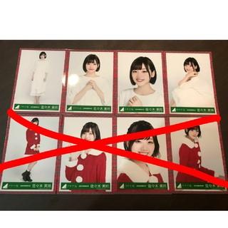 欅坂46(けやき坂46) - 佐々木美玲 あゆみ衣装 コンプ けやき坂46 生写真