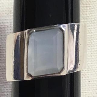 アガット(agete)のリング 指輪 ムーンストーン シルバー アガット(リング(指輪))