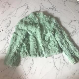 マーキュリーデュオ(MERCURYDUO)のファーコート(毛皮/ファーコート)