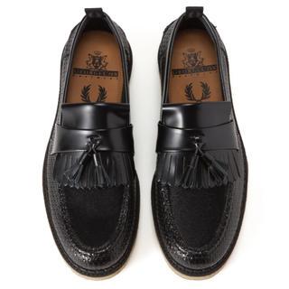 フレッドペリー(FRED PERRY)のFRED PERRY 革靴(ローファー/革靴)