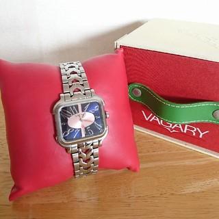 ヴァガリー(VAGARY)のVAGARYの腕時計【箱入り】(腕時計)