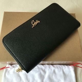 クリスチャンルブタン(Christian Louboutin)のChristian Louboutin ラウンドファスナー財布(長財布)