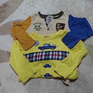 ミキハウス(mikihouse)のミキハウス ダブルビー 長袖 120(Tシャツ/カットソー)