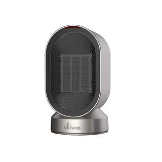 セラミックヒーター トイレ用暖房機 足元ヒーター 600W 省エネ 節電(ファンヒーター)