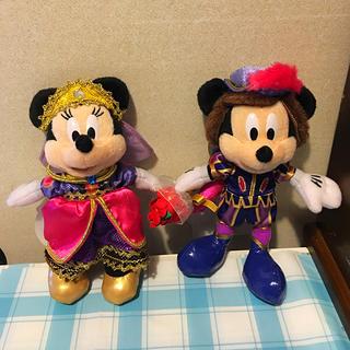 Disney - ぬいば ミッキー ミニー