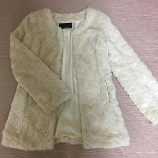 セシルマクビー(CECIL McBEE)のファーコート(毛皮/ファーコート)