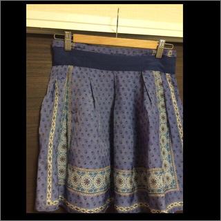サカイラック(sacai luck)のDori 様専用 花柄スカート(ミニスカート)