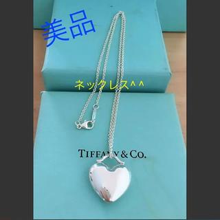 ティファニー(Tiffany & Co.)のティファニー ハートネックレス(ネックレス)