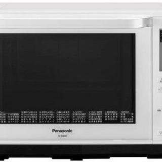 パナソニック(Panasonic)のNE-BS605-W スチームオーブンレンジ ビストロ 26L ホワイト(電子レンジ)