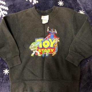 ディズニー(Disney)のトイストーリートレーナー(Tシャツ/カットソー)