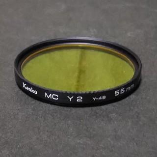 レンズフィルター Φ55(フィルター)