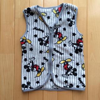 Disney - 【ディズニー】スリーパー フリース ミッキー 男の子