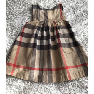 BURBERRY - BURBERRY  ワンピース 2Y92