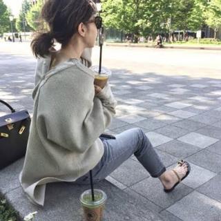 DEUXIEME CLASSE - ドゥーズィエムクラス☆ AMERICANA THERMAL プルオーバー