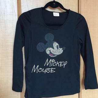 ディズニー(Disney)の○ミッキー○授乳服○ロンT○(マタニティウェア)