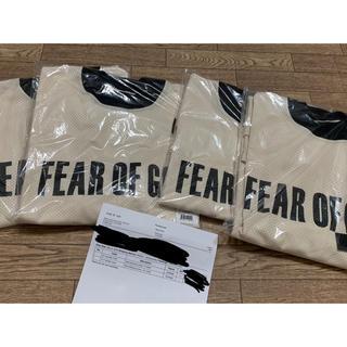 FEAR OF GOD - Fear of God mesh motocross tee