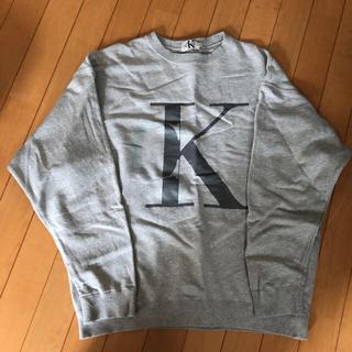 カルバンクライン(Calvin Klein)のカルバンクライン トレーナー Lサイズ(スウェット)