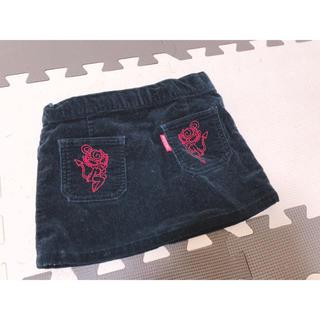 ヒステリックミニ(HYSTERIC MINI)のヒス ♡ コーデュロイスカート(スカート)