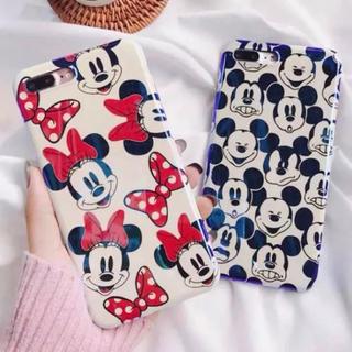 Disney - ディズニー ミッキーミニーiPhone6/6s/X
