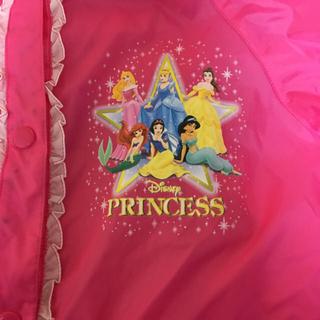 ディズニー(Disney)のプリンセス レインコート 120㎝(レインコート)