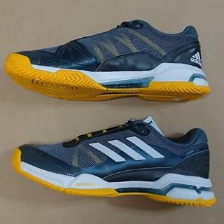 アディダス(adidas)のテニスS 27cm アディダス Barricade club(シューズ)