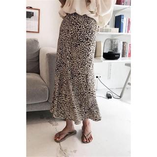 ZARA - レオパード柄  スカート