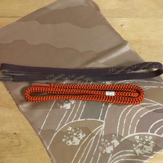 帯揚げ帯締めセット(和装小物)