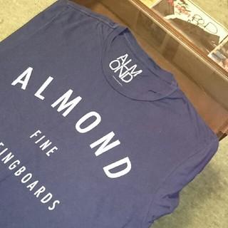 アーモンド(ALMOND)のBEAMS ビームス almond Lサイズ(Tシャツ/カットソー(半袖/袖なし))