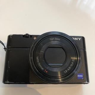 ソニー(SONY)のSony RX-100(コンパクトデジタルカメラ)