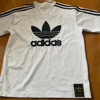 アディダス(adidas)の【激レア】adidas メッシュ Tシャツ(Tシャツ/カットソー(半袖/袖なし))