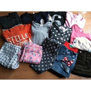 ユニクロ(UNIQLO)の女の子❤100まとめ売り(Tシャツ/カットソー)
