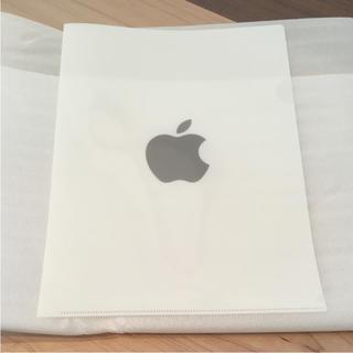 Apple - Apple クリアファイルケース A4サイズ 非売品