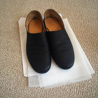 que shoes キュー 靴  Lサイズ(ローファー/革靴)