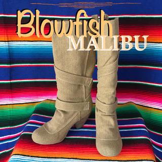 ブローフィッシュ(Blowfish)のブローフィッシュMALIBU限定MOSCOWブーツウイスキ25.5cmUS8.5(ブーツ)