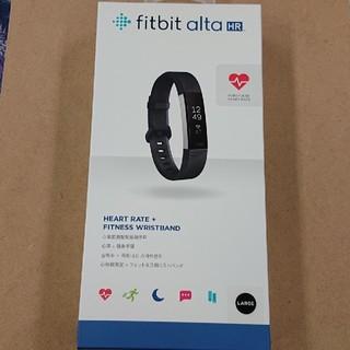 fitbit alta HR(トレーニング用品)