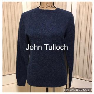 ジョンタロック(JOHN TULLOCH)のJohn Tulloch Mサイズ 暖かい 美品です♡値引きしました♡(ニット/セーター)