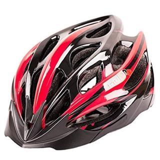 超軽量 自転車 ヘルメット 高剛性 23穴通気アジャスター サイズ調整可能(その他)
