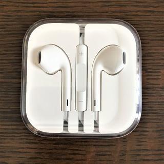 アップル(Apple)の◆新品・正規品◆ iPhone用 イヤホン(ヘッドフォン/イヤフォン)