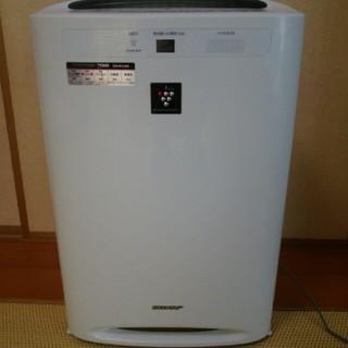 シャープ(SHARP)のSHARPプラズマクラスター加湿空気清浄機(空気清浄器)