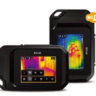 小型赤外線サーモグラフィカメラ FLIR C3 国内正規品 Wi-Fi機能(暗室関連用品)