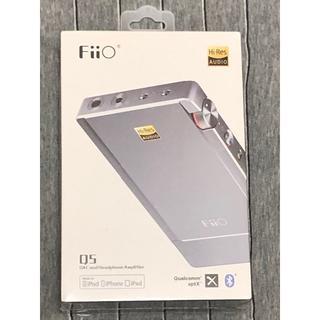 FiiO Q5 with AM3A 2.5mmバランス出力対応(アンプ)