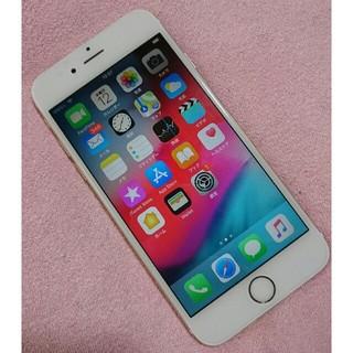 エヌティティドコモ(NTTdocomo)のiPhone6 64GB docomo 液晶パネル新品交換済み❗(スマートフォン本体)