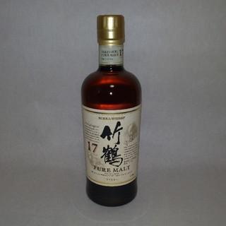ニッカウイスキー(ニッカウヰスキー)の竹鶴17年 700ml(ウイスキー)