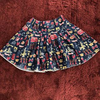 メゾピアノ(mezzo piano)のメゾピアノ  スカート  サイズ140(スカート)