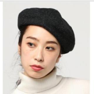 ジャーナルスタンダード(JOURNAL STANDARD)の新品ジャーナルINFIDLDER DESIGNベレー帽(ハンチング/ベレー帽)