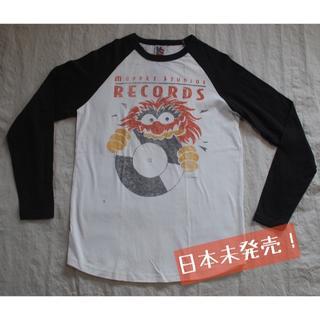 ジャンクフード(JUNK FOOD)の新品・JUNK FOOD MUPPET Tシャツ アリーナジャージ2点セット(Tシャツ/カットソー(七分/長袖))