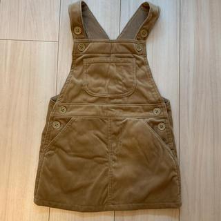 ムジルシリョウヒン(MUJI (無印良品))の無印良品 ジャンパースカート(ワンピース)