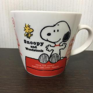 スヌーピー(SNOOPY)のスヌーピーのコップ(グラス/カップ)