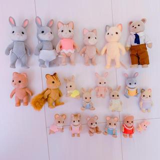シルバニアファミリー 人形セット(ぬいぐるみ/人形)