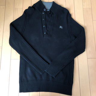 バーバリーブラックレーベル(BURBERRY BLACK LABEL)のBURBERRY BLACK LABEL セーター サイズ2(ニット/セーター)